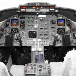 Image of a Jet Cockpit